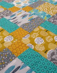 6 Week Patchwork Quilt