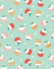 Dashwood Studio Festive Friends Christmas Puddings
